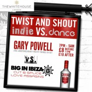 Twist & Shout - Indie vs Dance